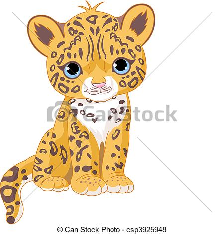Tiiger clipart baby panther #7