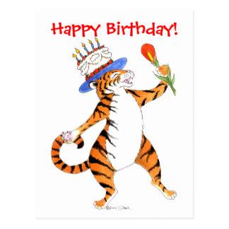 Tiiger clipart birthday #7