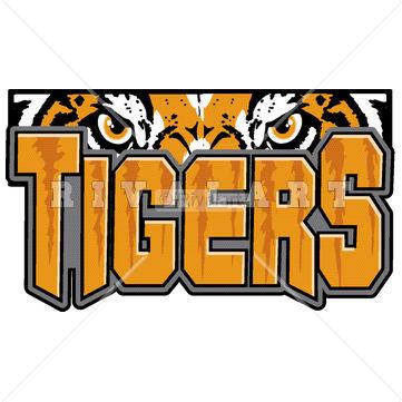 Tigres clipart cheerleading #4