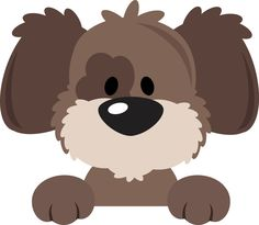 Perro clipart puppy Pet tiger SVG Instant Download
