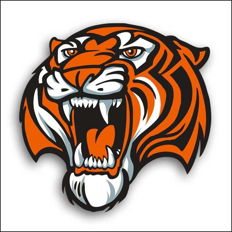 Bengal clipart fierce tiger Cliparts tiger Cliparts Basketball Fierce