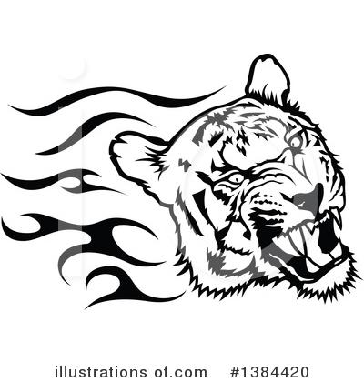Tiger clipart illustration #15