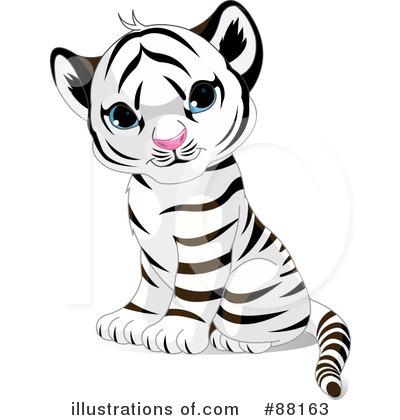 Tiger clipart illustration #14