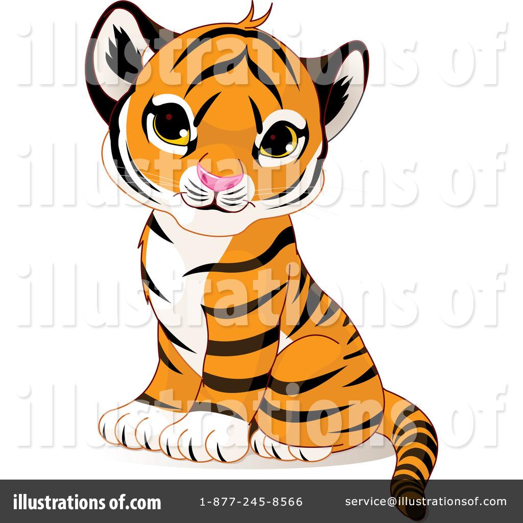 Tiger clipart illustration #6