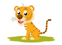 Tiiger clipart tigar #2