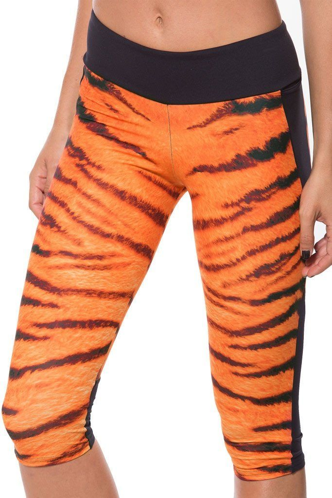 Tiiger clipart pants #8