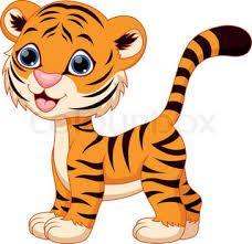 Tiger clipart siberian tiger #9