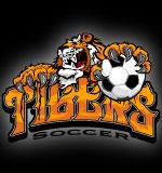 Soccer clipart tiger Tiger Team Sports Clip Mascot