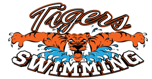 Tiger clipart swimming #6