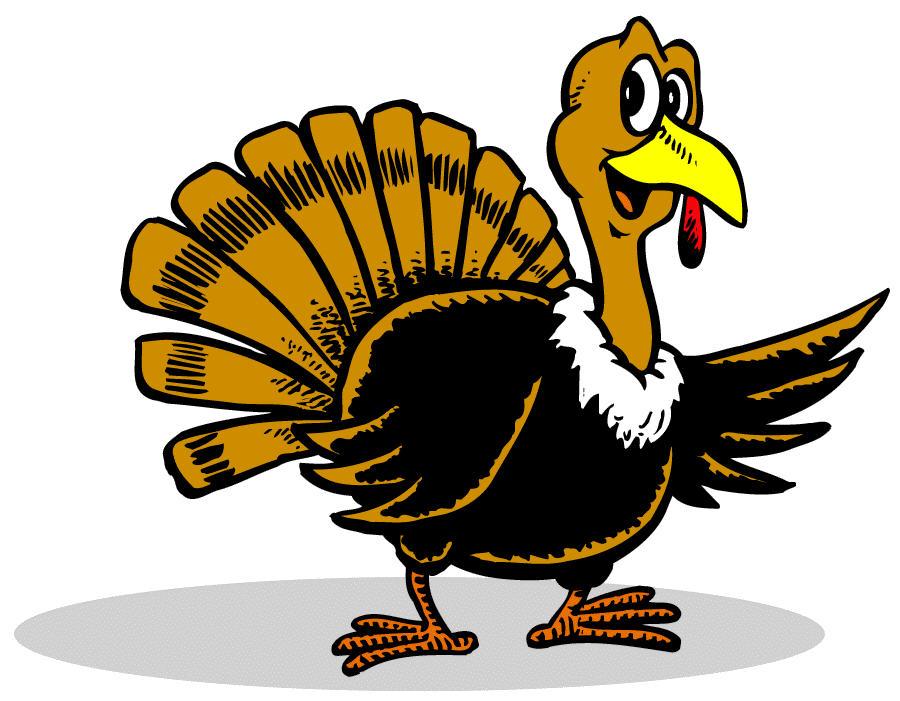 Turkey clipart comic #1
