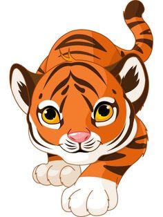 Bengal clipart cute tiger  Cubs Images Cartoon tiger