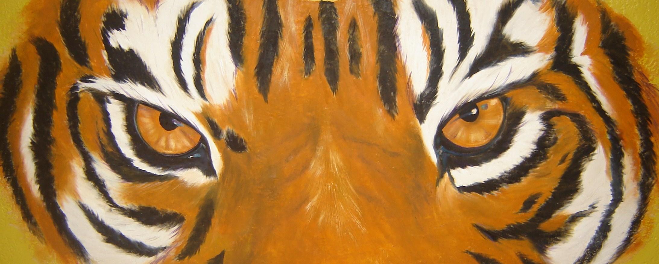 Bengal clipart tiger eyes Drawings Eye photo#16 Lsu Tiger