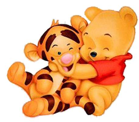 Doll clipart baby pooh #11