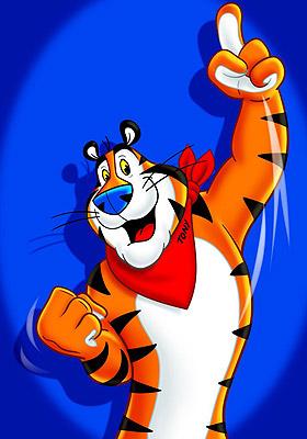 Tiger clipart tony #7