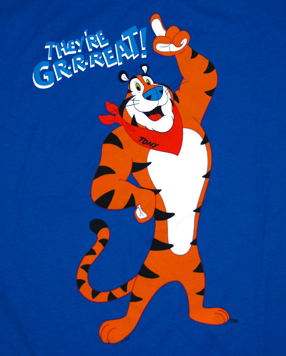 Tiger clipart tony #15