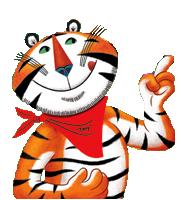 Tiger clipart tony #2