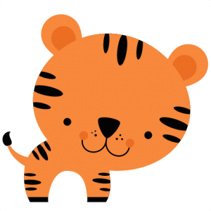 Tiiger clipart zoo animal #15