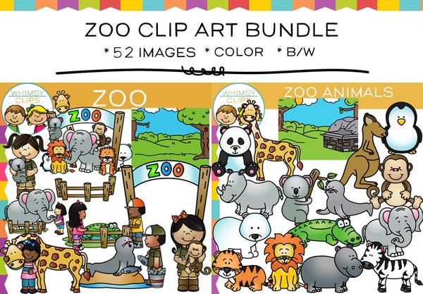 Tiiger clipart zoo animal #4