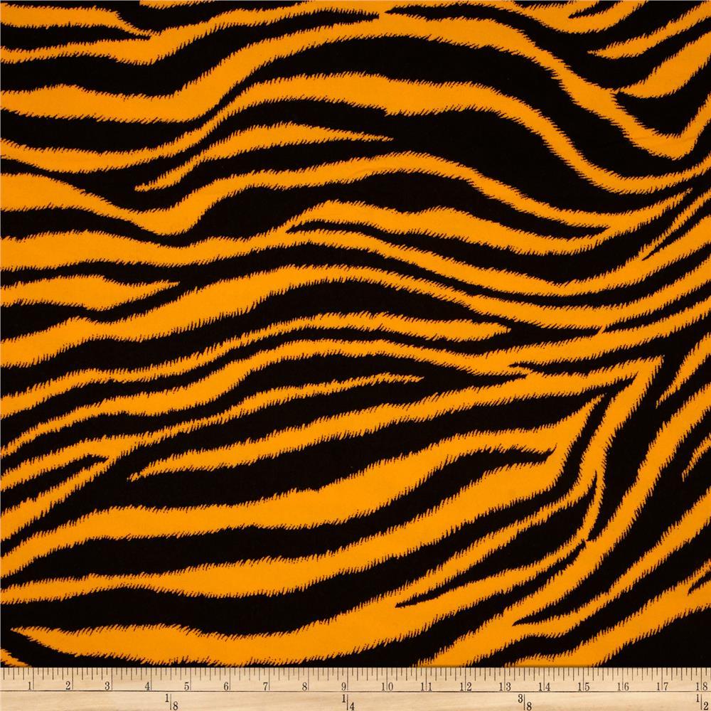 Tiger Print clipart orange Orange print Animal Print photo#24