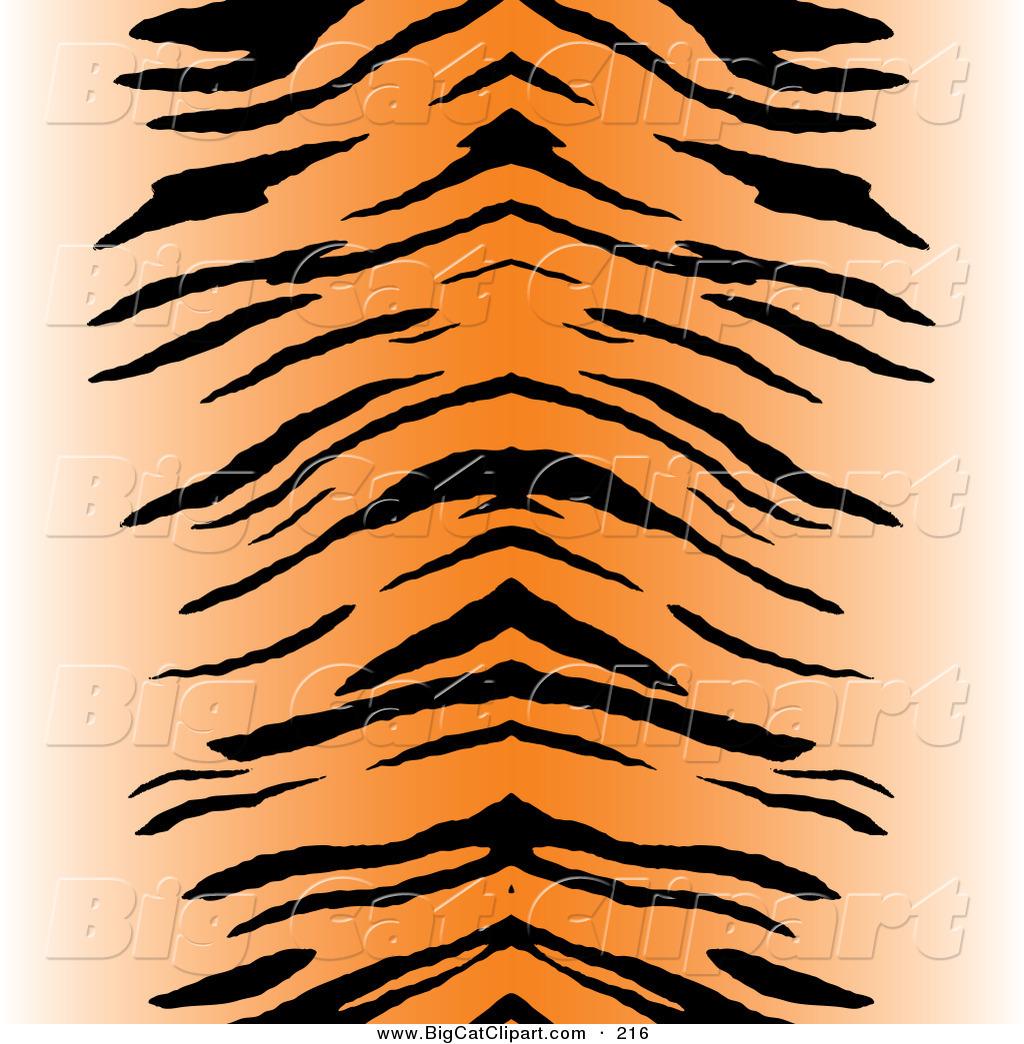 Tiger Print clipart orange Clipart Panda Free Tiger ·