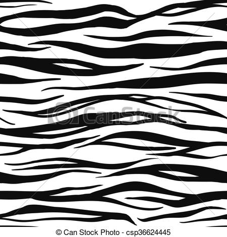 Tiger Print clipart drawing #9