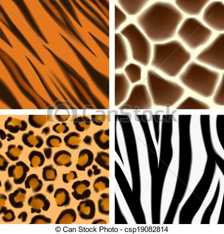 Tiger Print clipart leopard pattern #7