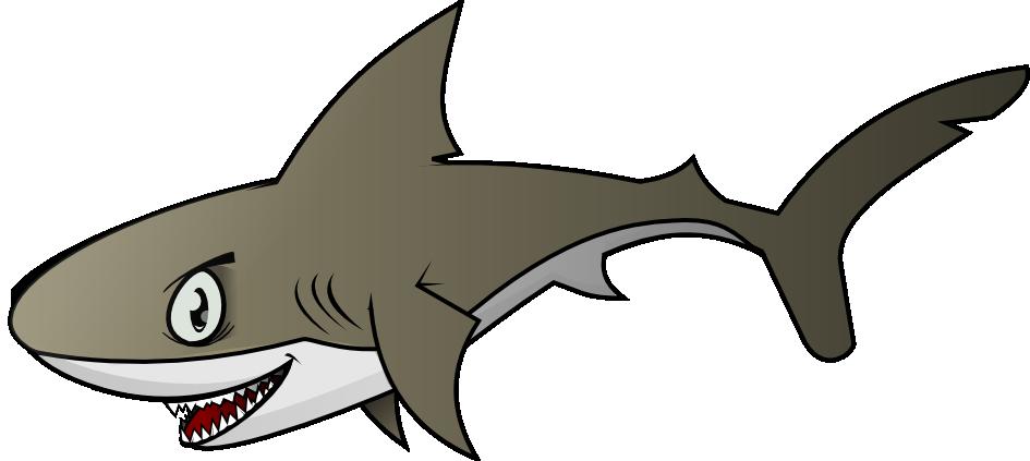 Tiger Shark clipart Image to free Shark Shark