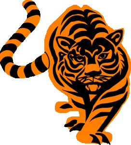 Tigres clipart 02 Tigre Tigre Architetto Art