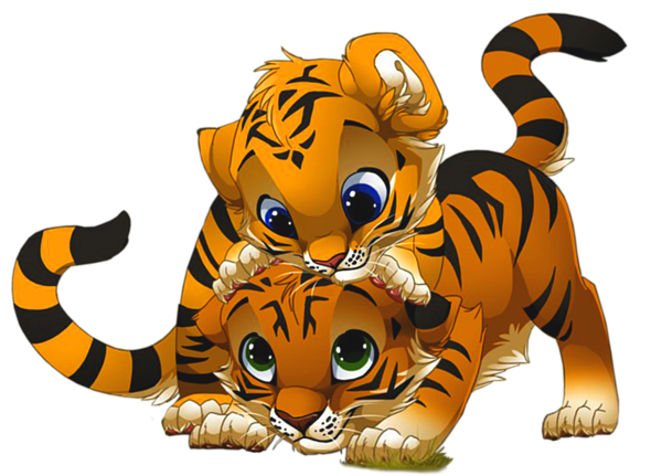 Big Cat clipart animated animal Clipart clipart Tigres Download Tigres