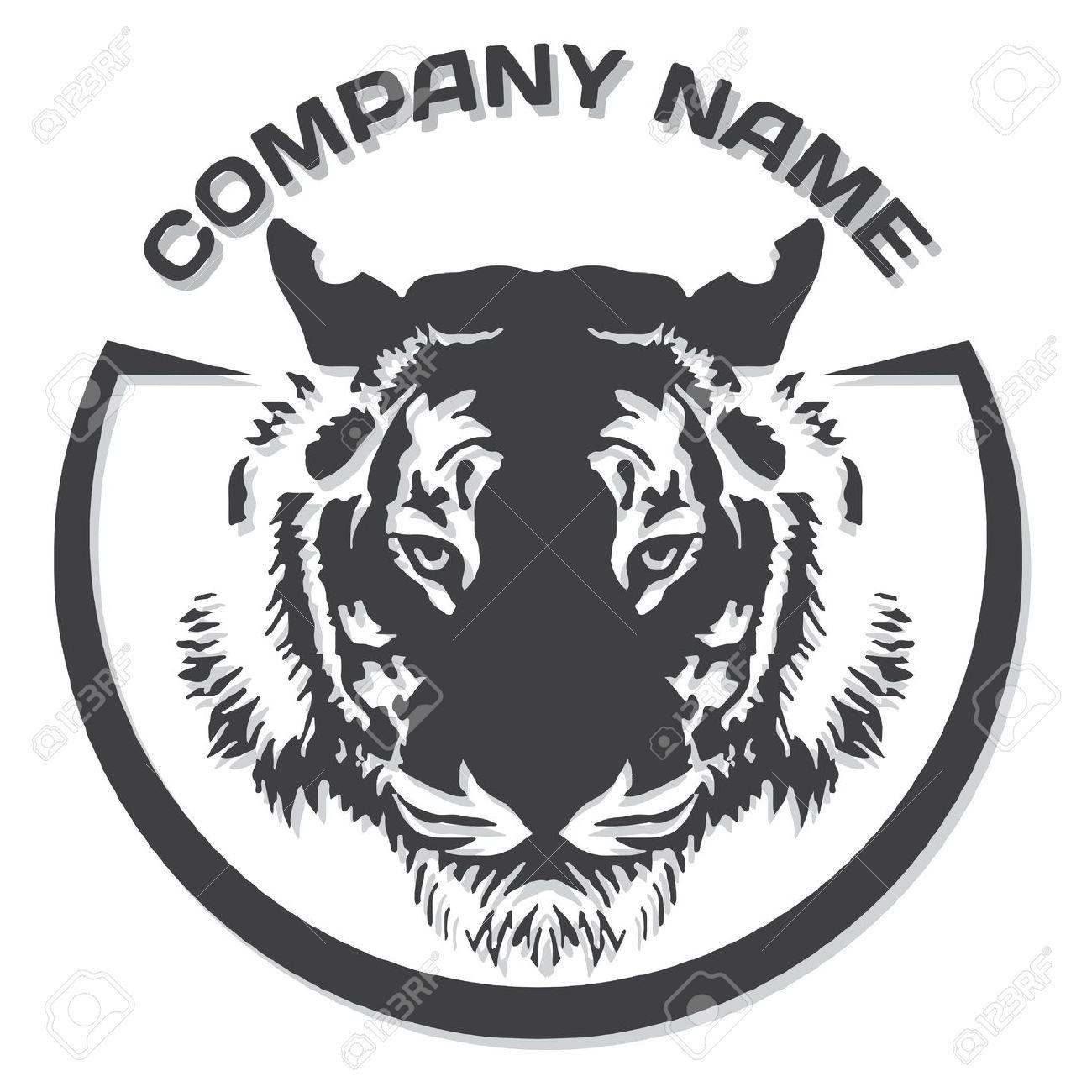 Tigres clipart drawn #14