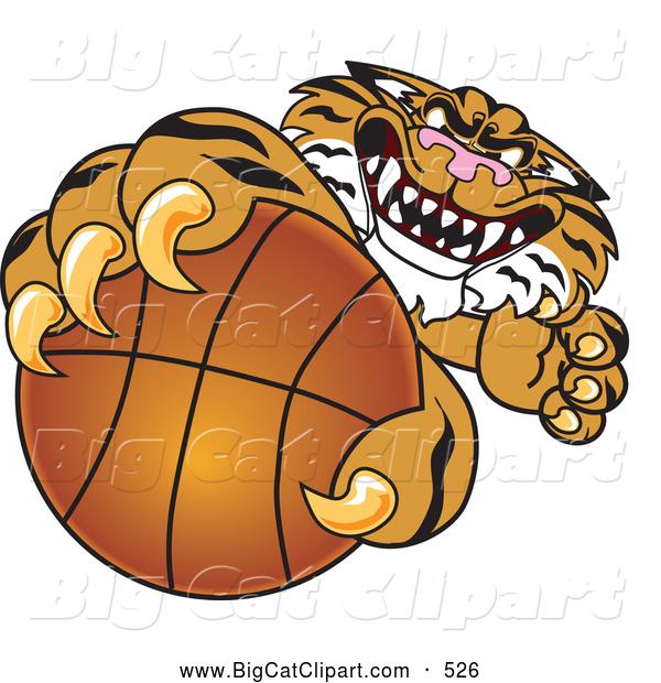 Tigres clipart mean #8