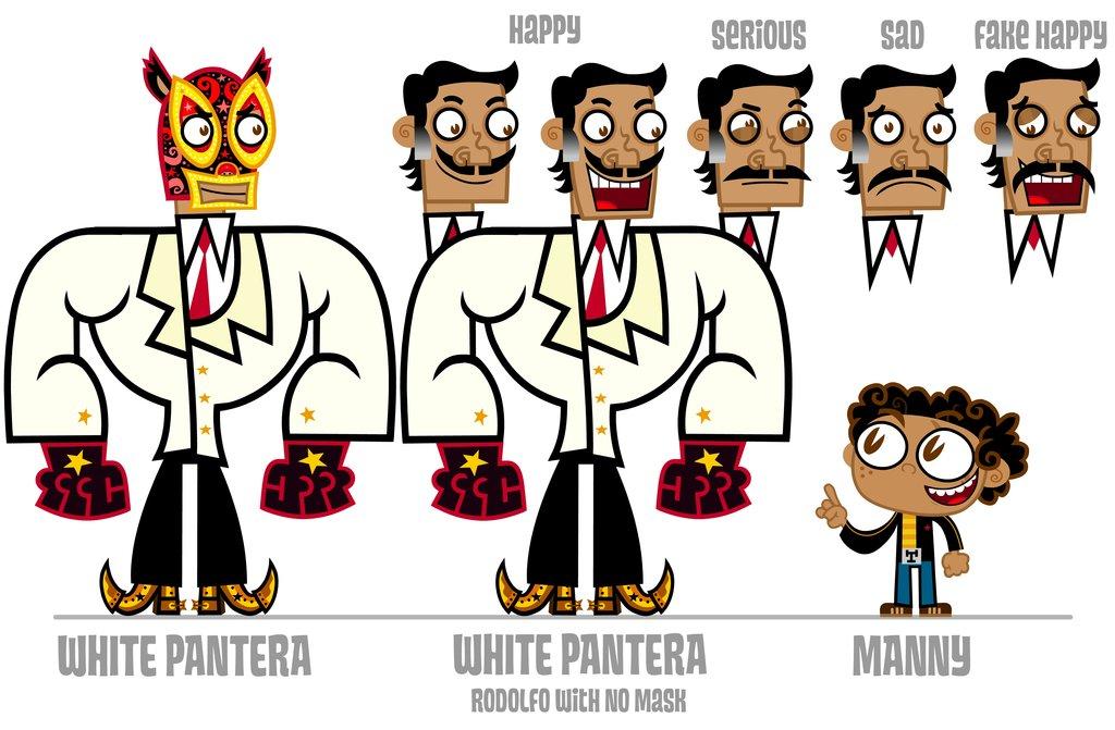 Tigres clipart realistic cartoon #8