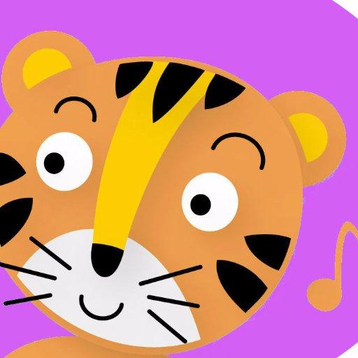 Tigres clipart smiling #9