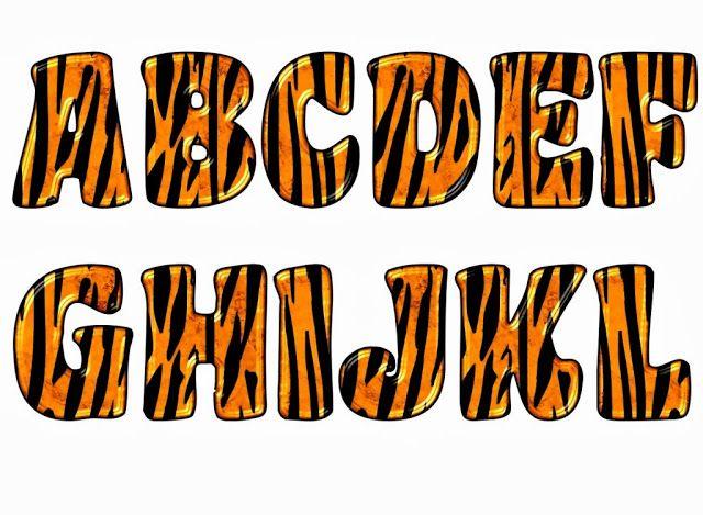 Tigres clipart swimming #11