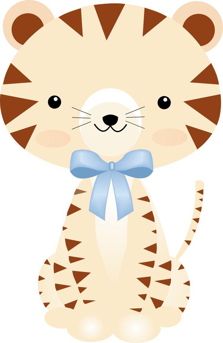 Tigres clipart zoo animal #9