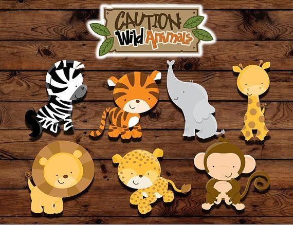 Tigres clipart zoo animal #13