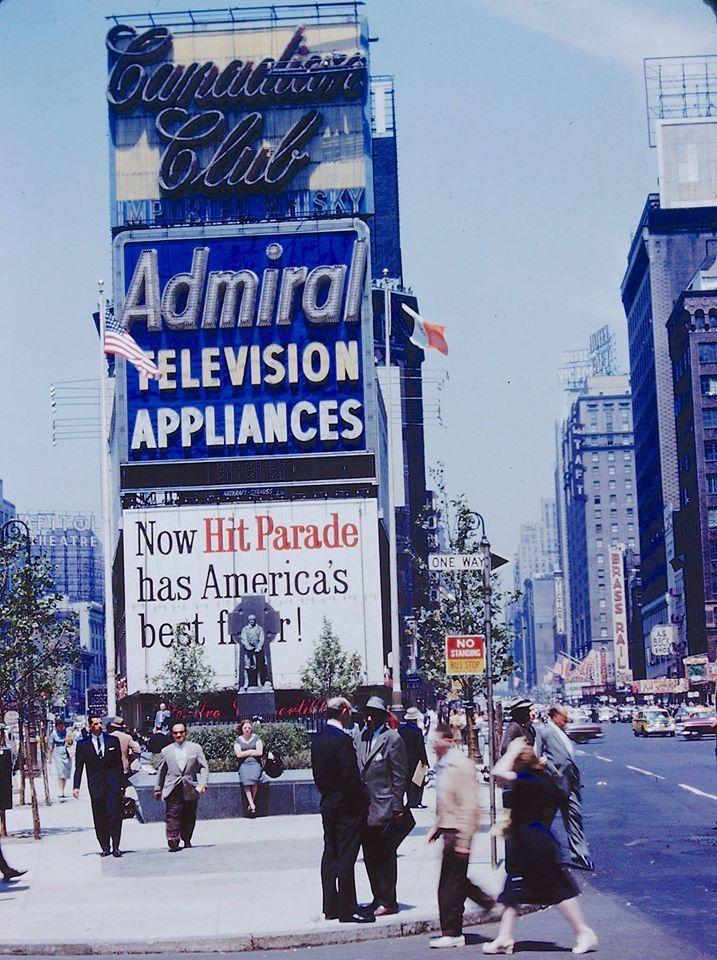 Times Square clipart america York images Square Square (1958)