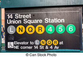 Times Square clipart subway York csp11402373 station Picture subway