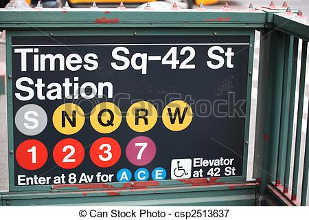 Times Square clipart subway Clipart square subway times Picture