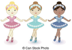 Tiptoe clipart Stock EPS and royalty clipart