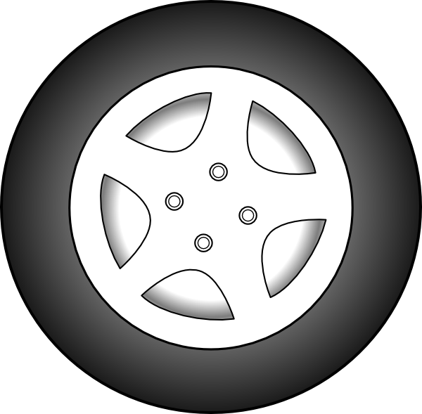 Tire clipart tire change Art Domain projects? clip tire