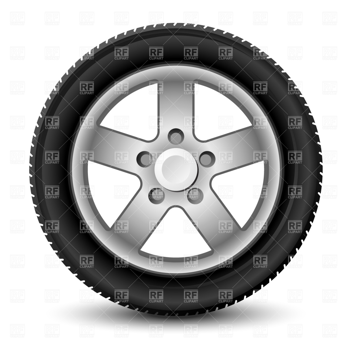 Tire clipart tire change Free Tire Clipart Clipart Wheel