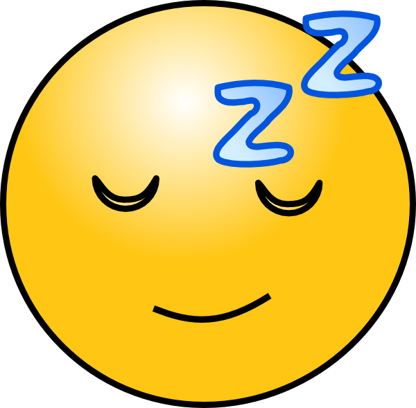 Tired clipart Clker Clip at image online