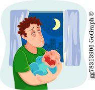 Tired clipart dad #11