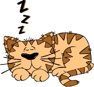 Tired clipart lack sleep #8
