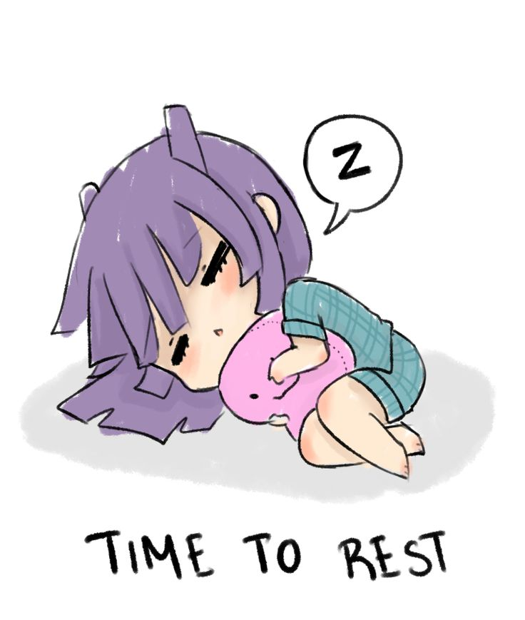 Tired clipart naptime #8