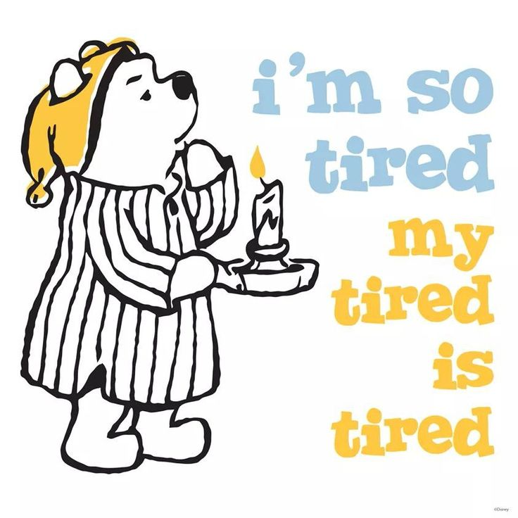 Tired clipart quiet time #10