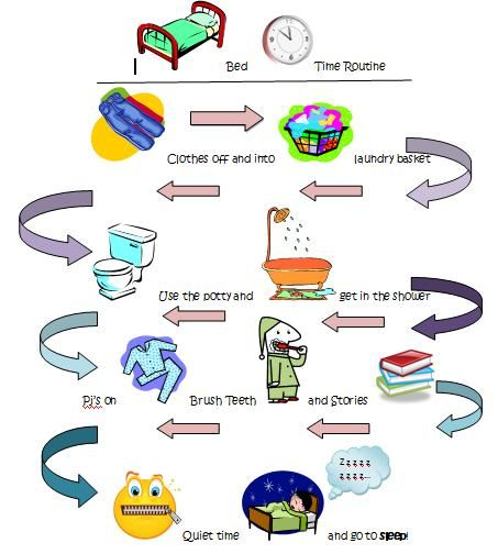 Tired clipart quiet time #9