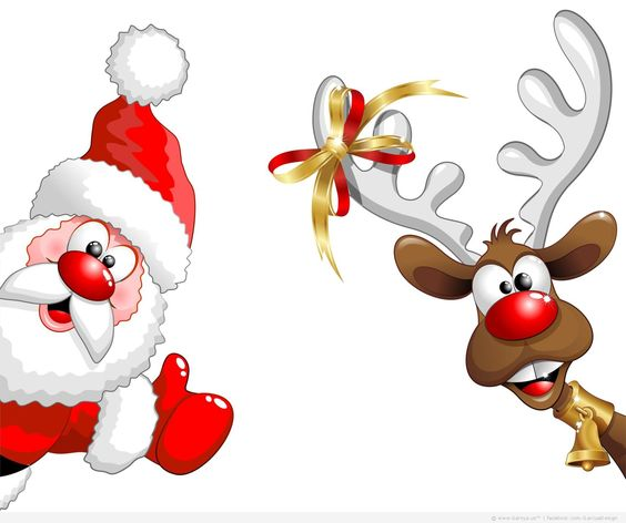 Santa clipart tired #9