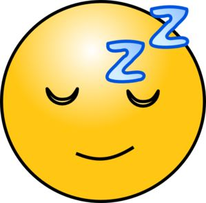 Tired clipart they #4